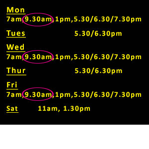 womens-timetable