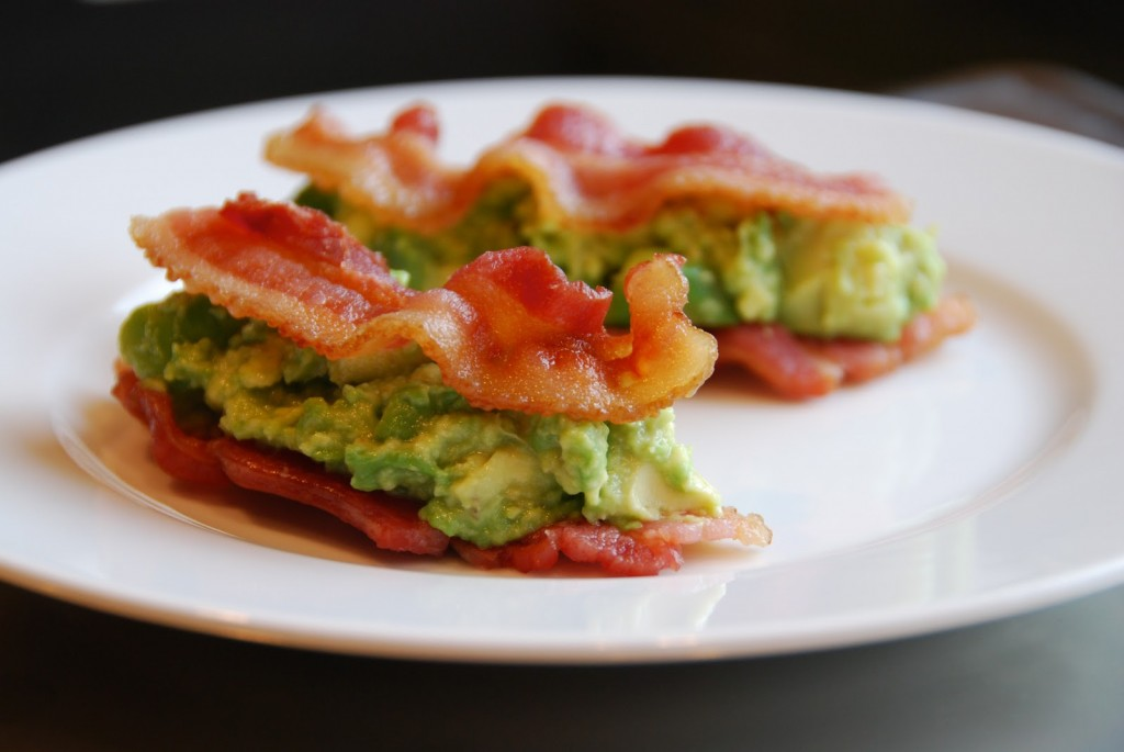 bacon gaucomole
